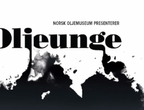 Oljeunge | Norsk Oljemuseum