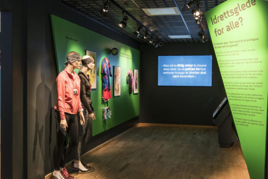 The joy of sports for everyone? | NORWEGIAN OLYMPIC MUSEUM